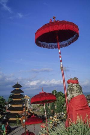 Asia, Indonesia, Bali, Pura Besakih. the 'Mother Temple.' by John & Lisa Merrill