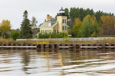 Michigan, Ontonagon, Ontonagon Lighthouse by John & Lisa Merrill