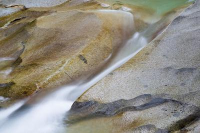 Washington State, Mount Baker Snoqualmie National Forest, Water and rock by John & Lisa Merrill