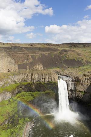 Washington State, Palouse Falls State Park, Palouse Falls by John & Lisa Merrill
