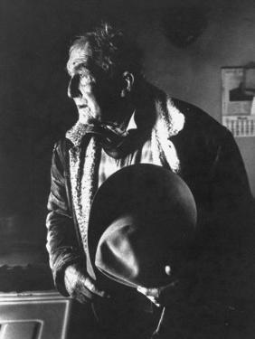 Fred Martin, 85 Year Old Cowboy from New Mexico, in Paucho Villa's Army by John Loengard