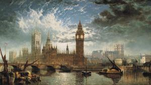 The Houses of Parliament by John Macvicar Anderson