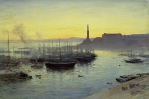 Genoa, 1904 by John MacWhirter