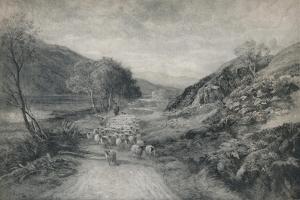 'Mountains of Moidart', c1890, (1917) by John MacWhirter