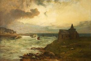 The Fisherman's Haven, St Monans, Fifeshire, 1872 by John MacWhirter
