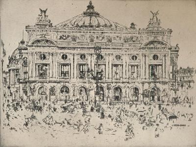 The Opera, 1915