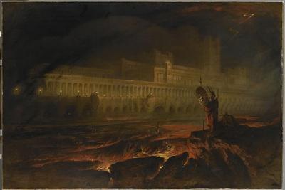 Le Pandemonium (Milton, Paradise Lost)