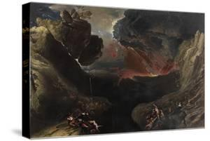 The Great Day of His Wrath, C.1851-53 by John Martin
