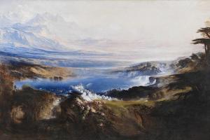 The Plains of Heaven by John Martin