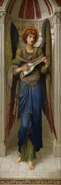 Angels, 1895 by John Melhuish Strudwick