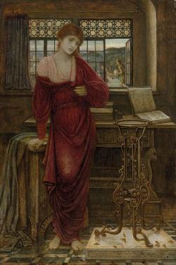 Isabella by John Melhuish Strudwick