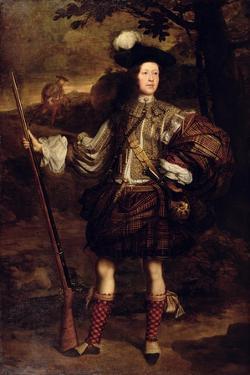 Sir Mungo Murray (1668-1700), C.1683 by John Michael Wright