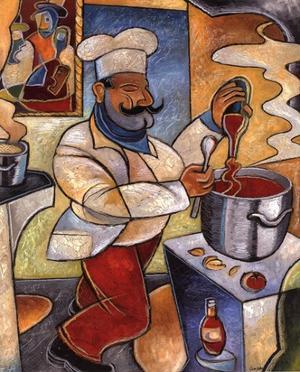 Pablo's Red Sauce by John Milan