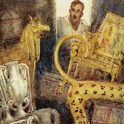 Howard Carter Discovered the Lost Burial Chamber of Tutankhamen