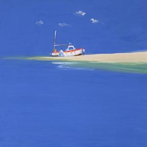 Awaiting the Tide, 1999 by John Miller