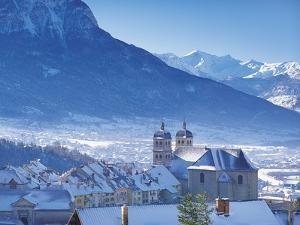 Briancon, Hautes-Alpes, France by John Miller