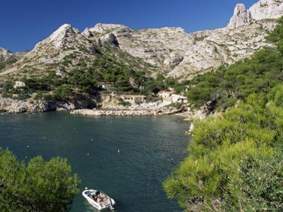 Calanque Sormiou, Near Marseille, Bouches-Du-Rhone, Provence, France, Mediterranean by John Miller
