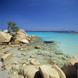 Capriccioci, Costa Smeralda, Sardinia, Italy, Mediteranean, Europe by John Miller