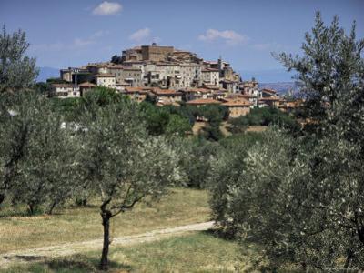 Chianciano Terme, Tuscany, Italy by John Miller