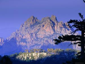 Col Du Bavella, Corsica, France by John Miller