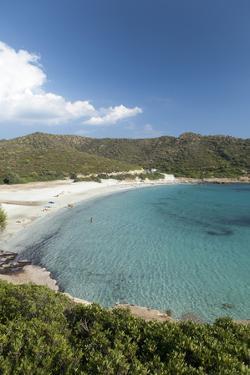 Costa Del Sud, Near Chia, Cagliari Province, Sardinia, Italy, Mediterranean, Europe by John Miller