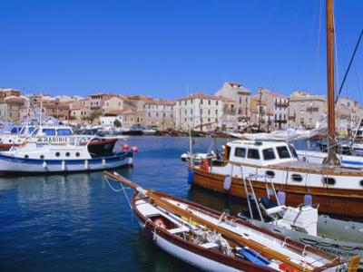 La Maddalena Harbour, Sardinia, Italy, Europe by John Miller