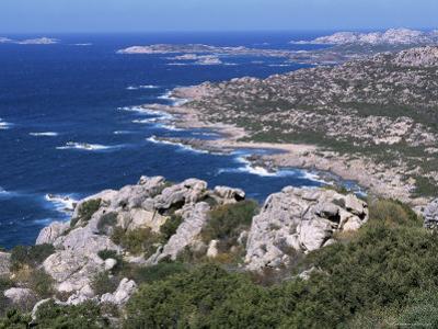 La Maddalena, North Coast, Sardinia, Italy, Mediterranean