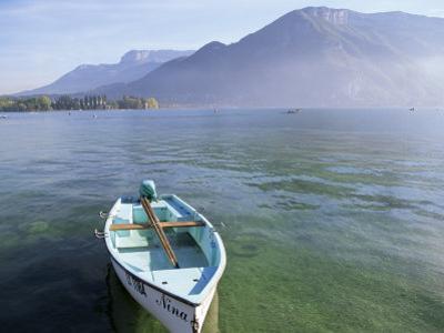 Lake Annecy, Rhone Alpes, France
