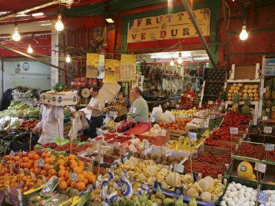 Mercato Della Vucciria, Palermo, Sicily, Italy, Europe