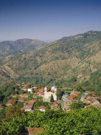 Pedoulas, Troodos Mountains, Cyprus, Europe by John Miller