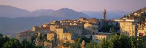 Sartene, Valinco Region, Corsica, France, Europe by John Miller