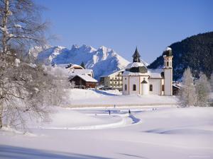 Seefeld, Tyrol, Austria, Europe by John Miller