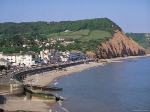Sidmouth, Devon, England, United Kingdom by John Miller