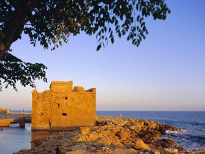 The Castle, Paphos, Cyprus, Europe by John Miller