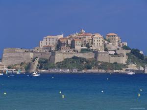 The Citadel, Calvi, Corsica, France, Mediterranean by John Miller