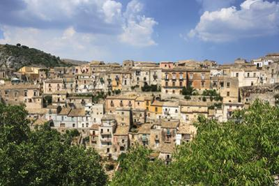 View of Old Town, Ragusa, Val di Noto, UNESCO World Heritage Site, Sicily, Italy, Europe by John Miller