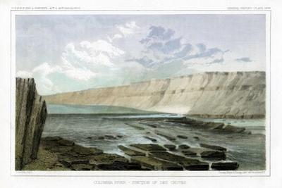 Columbia River, Junction of the Des Chutes, 1856