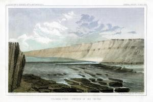 Columbia River, Junction of the Des Chutes, 1856 by John Mix Stanley