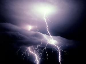 Lightning by John Morgan