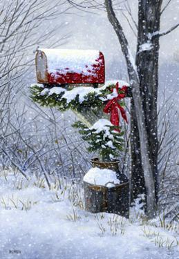 Holiday Delivery by John Morrow