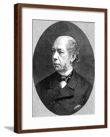 John Murray III--Framed Giclee Print