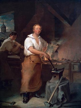 Pat Lyon at the Forge