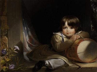 Tired of Play, 1840