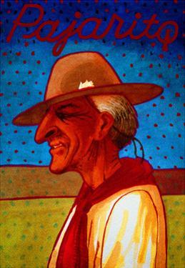 the Argentine Gaucho Pajarito by John Newcomb