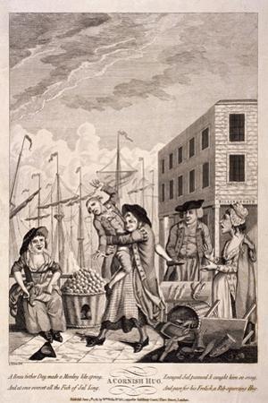 A Cornish Hug, 1781