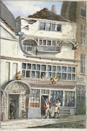 Leadenhall Street, City of London, 1811