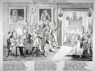 Magisterial Oeconomy ..., 1779