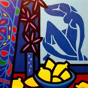 Homage to Matisse 1 by John Nolan