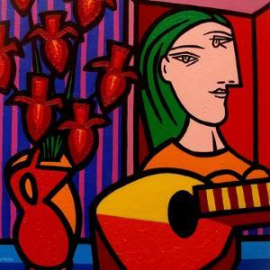 Homage to Picasso 2 by John Nolan