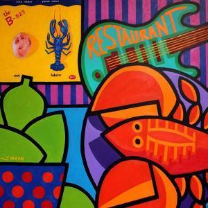 Homage to Rock Lobster by John Nolan